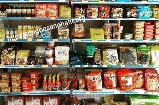 Công bố sản phẩm nhập khẩu từ hàn quốc