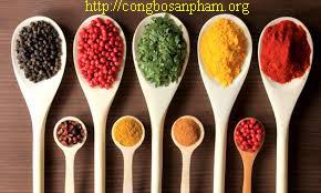 Thủ tục tự công bố sản phẩm phụ gia thực phẩm nhập khẩu
