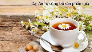tự công bố sản phẩm trà