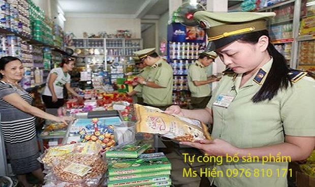 Tư công bố sản phẩm theo nghị định 15/2018/ND- CP Thuận lợi và khó khăn