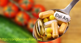 thế nào là thực phẩm bảo vệ sức khỏe